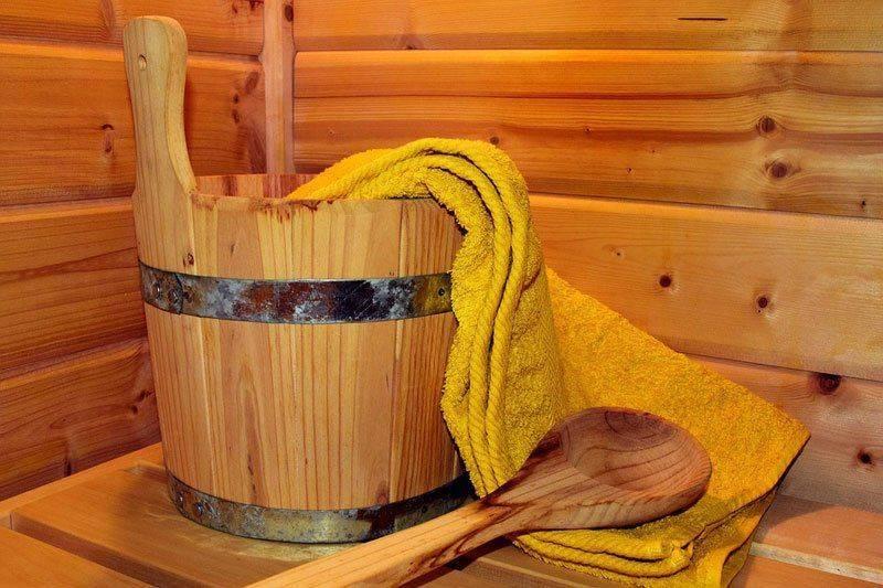 Принадлежности для бани