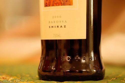 Бутылка Shiraz