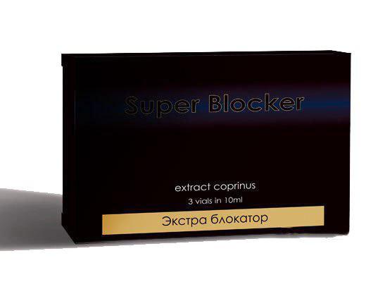 Обзор препарата Экстра Блокатор