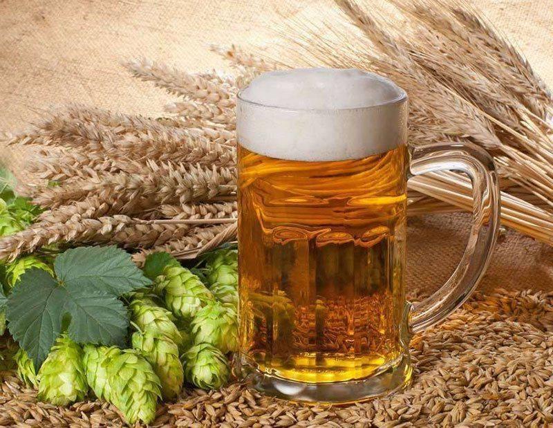 ТОП 10 безвредных алкогольных напитков