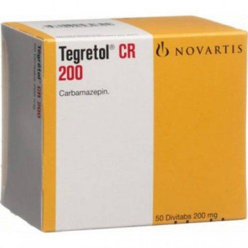 Таблетки Тегретол