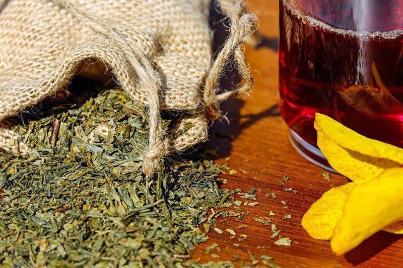 Лекарственные травы для отказа от курения