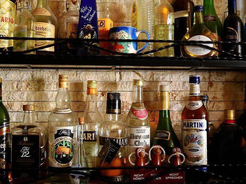 Виды алкогольной продукции