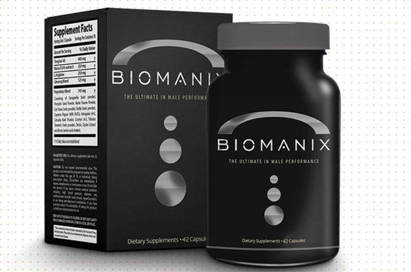 Биоманикс — препарат для мужчин
