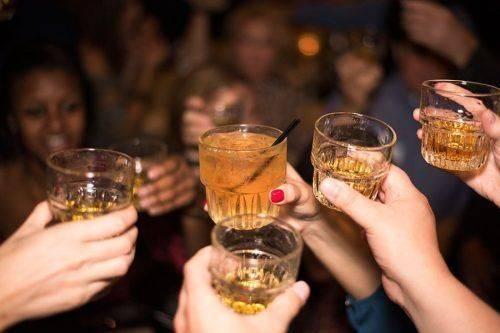 Алкогольная вечеринка