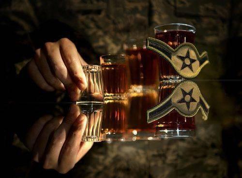 Алкоголь и Небилет