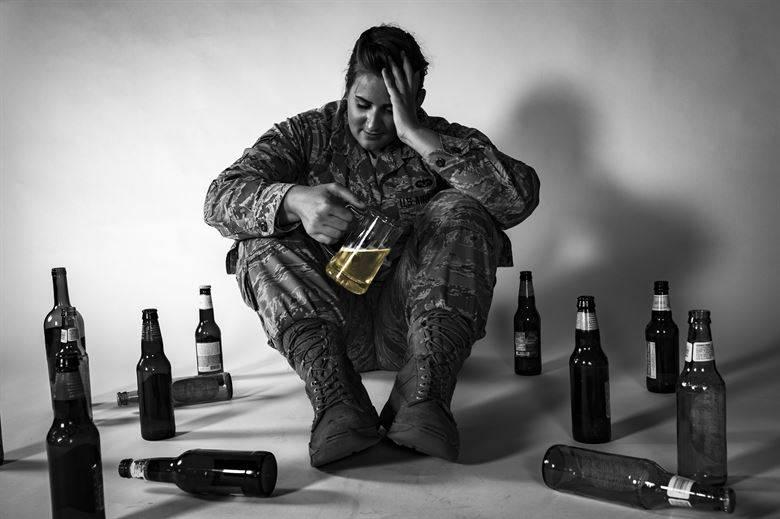 Тест на выявление алкоголизма
