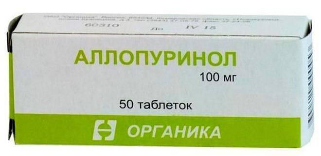 Действие аллопуринола на потенцию