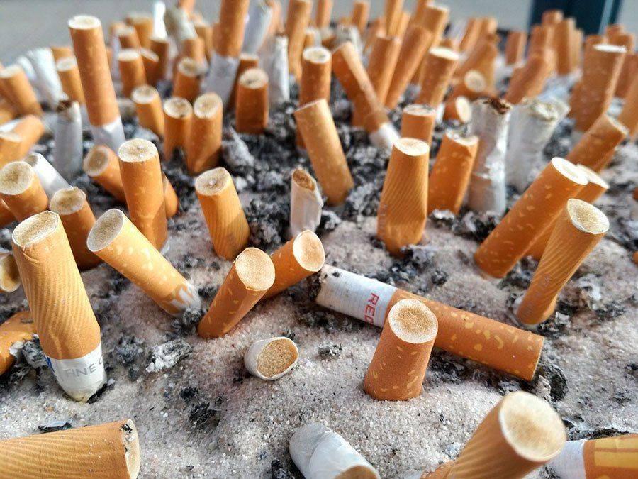 Скачет давление после отказа от курения