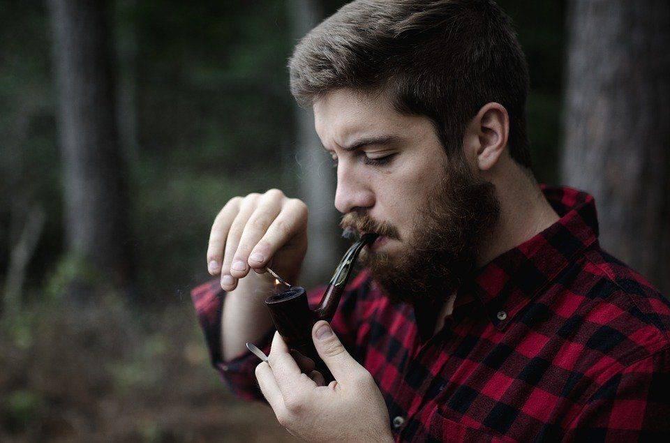 Вред курения трубки
