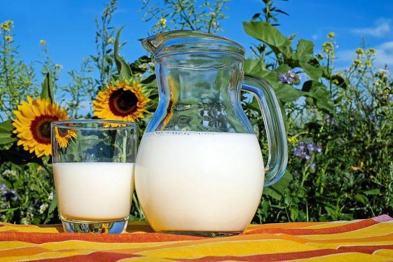 Очищение лёгких при помощи молока