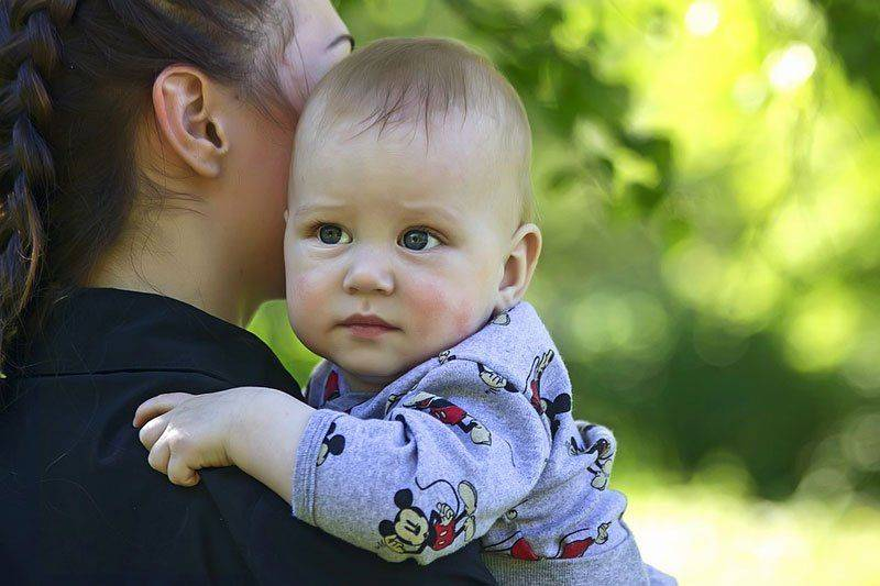 ветрянка у детей фото на начальной стадии симптомы