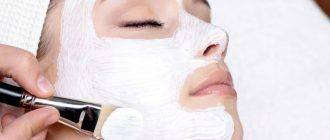 Ухаживающие процедуры для кожи