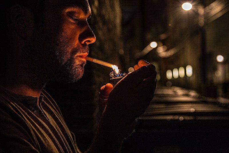 Как никотин выводится из организма?