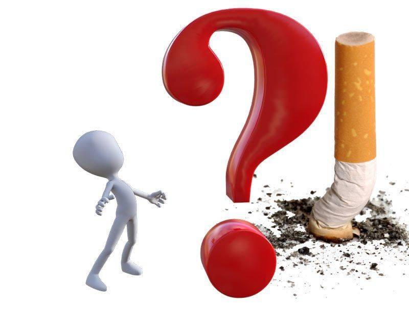 Чем можно заменить сигареты?