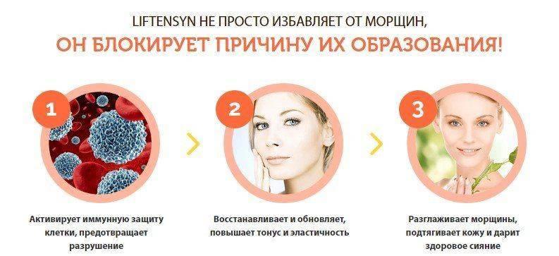 Эффективность средства по уходу за кожей