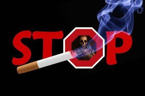 Курению стоп
