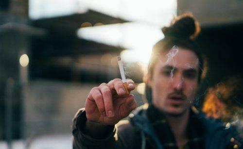 Пристрастие к сигаретам