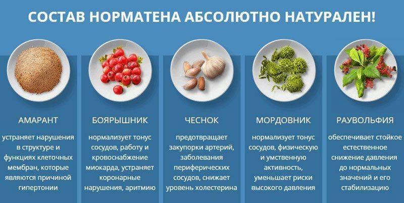 Препарат Норматен