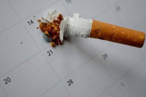 Дневник бросившего курить