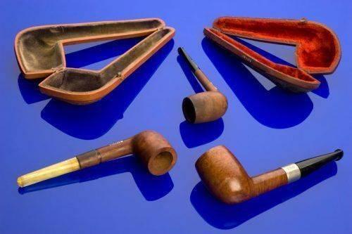 Разные трубки для курения