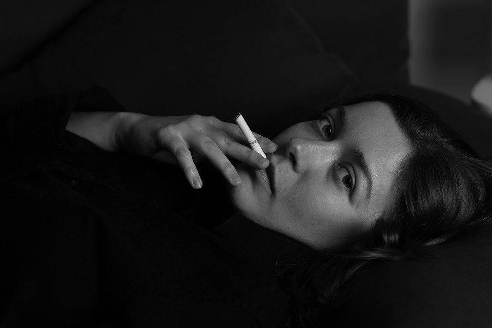 Курение и зачатие ребёнка