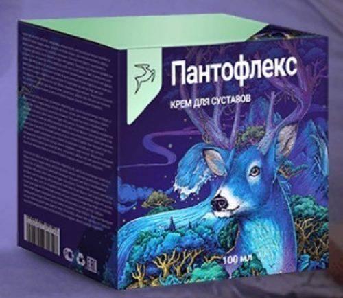 Упаковка Пантофлекса