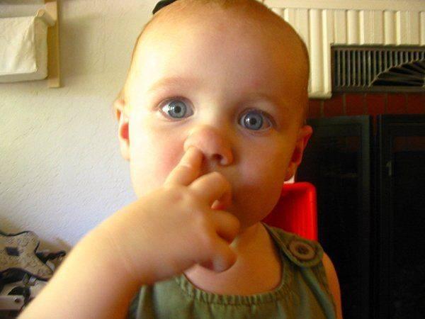 Ринотиллексомания или ковыряние в носу