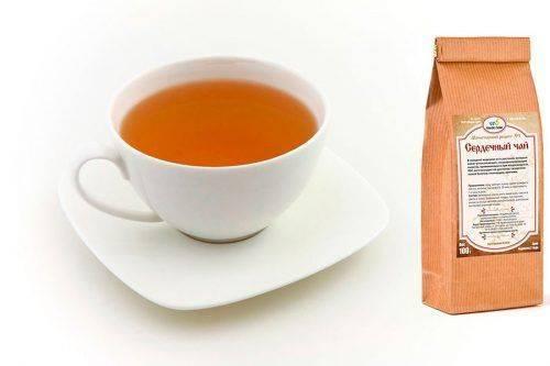 Сердечный монастырский чай