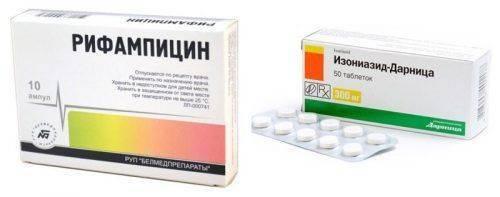 Лекарства для лечения