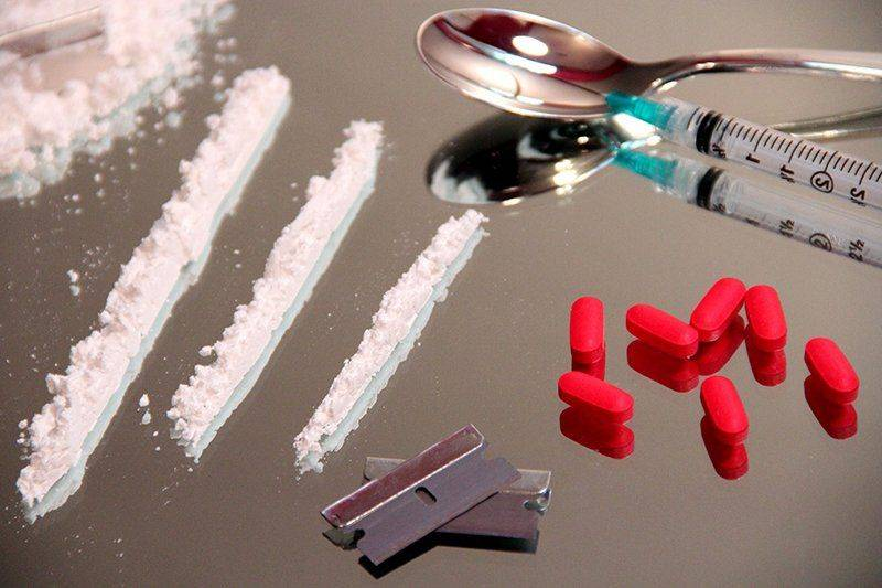 Степени наркотической зависимости