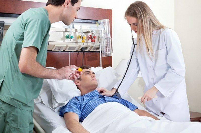 Лечение туберкулеза в стационаре
