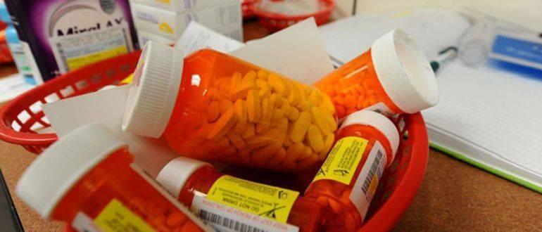 Популярные противотуберкулезные лекарства