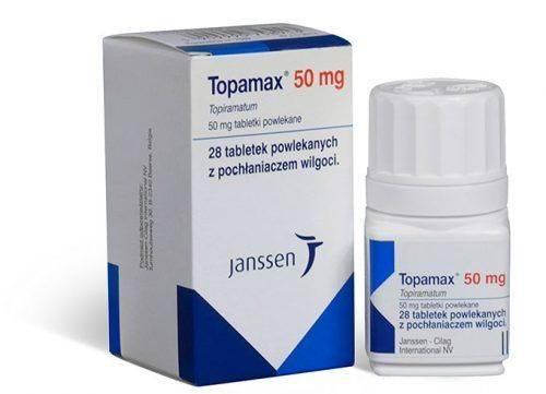 Упаковка Топамакса