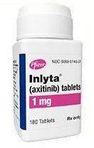 Упаковка Акситиниба