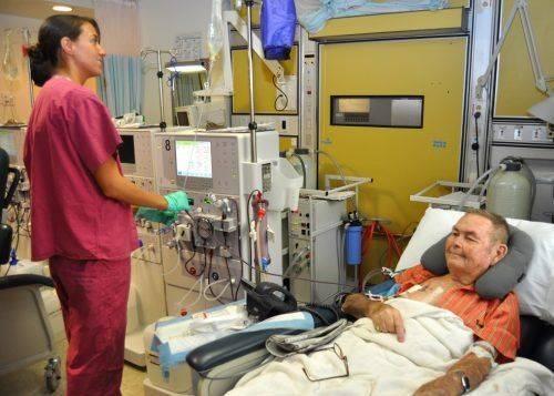 Гемодиализ при почечной недостаточности