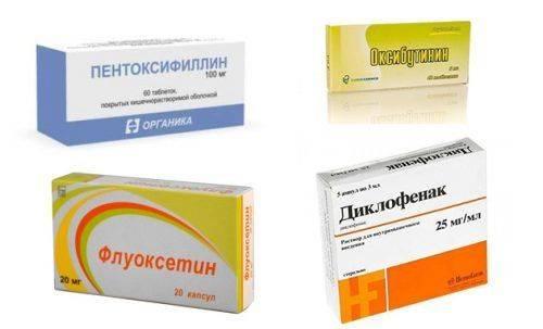 Лекарства при никтурии