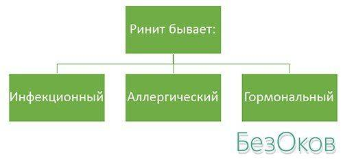 Классификация ринита