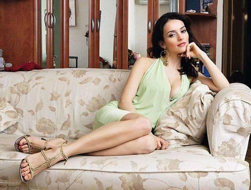Юлия Зимина на фото