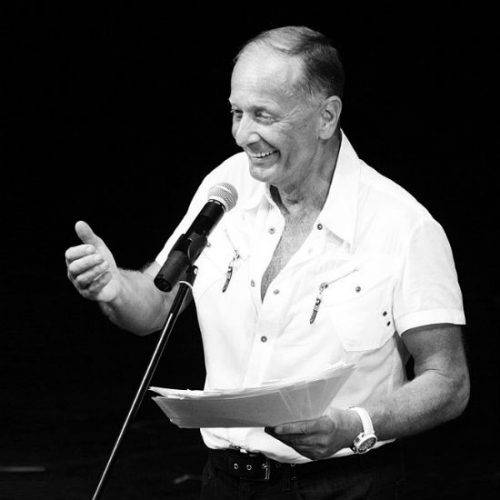 Михаил Задорнов выступает