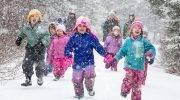Как бегать в мороз правильно: главные советы