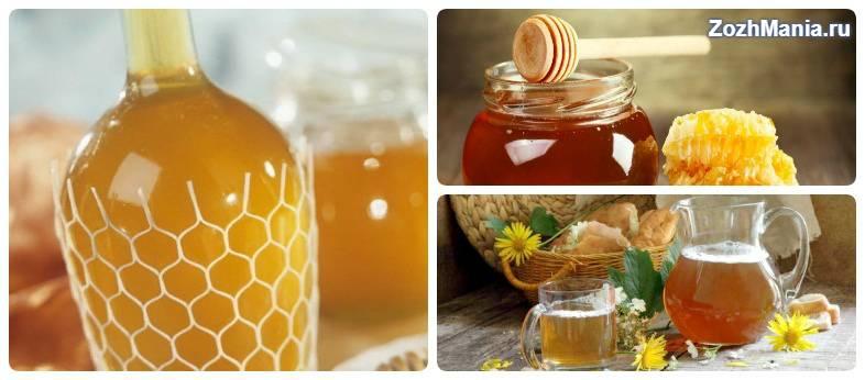 Полезные свойства медовухи