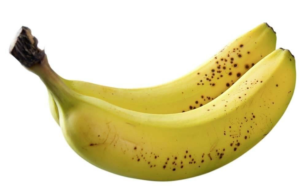 Почерневшие бананы можно ли есть