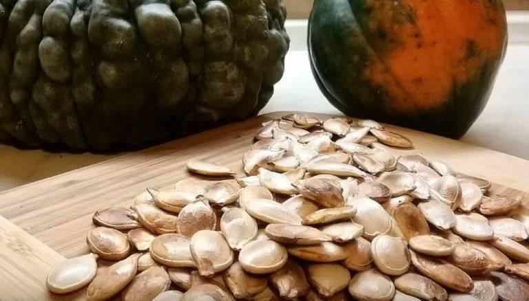 Как можно сушить тыквенные семечки: несколько простых способов