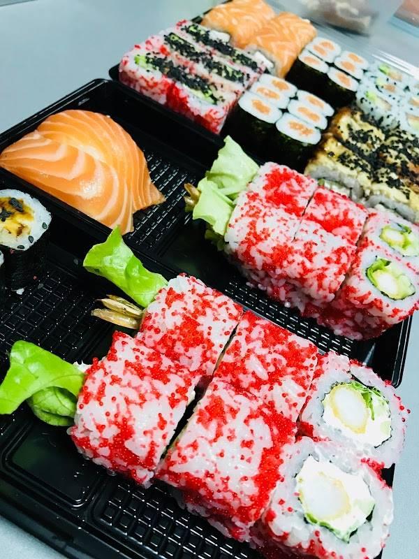 Полезны ли суши