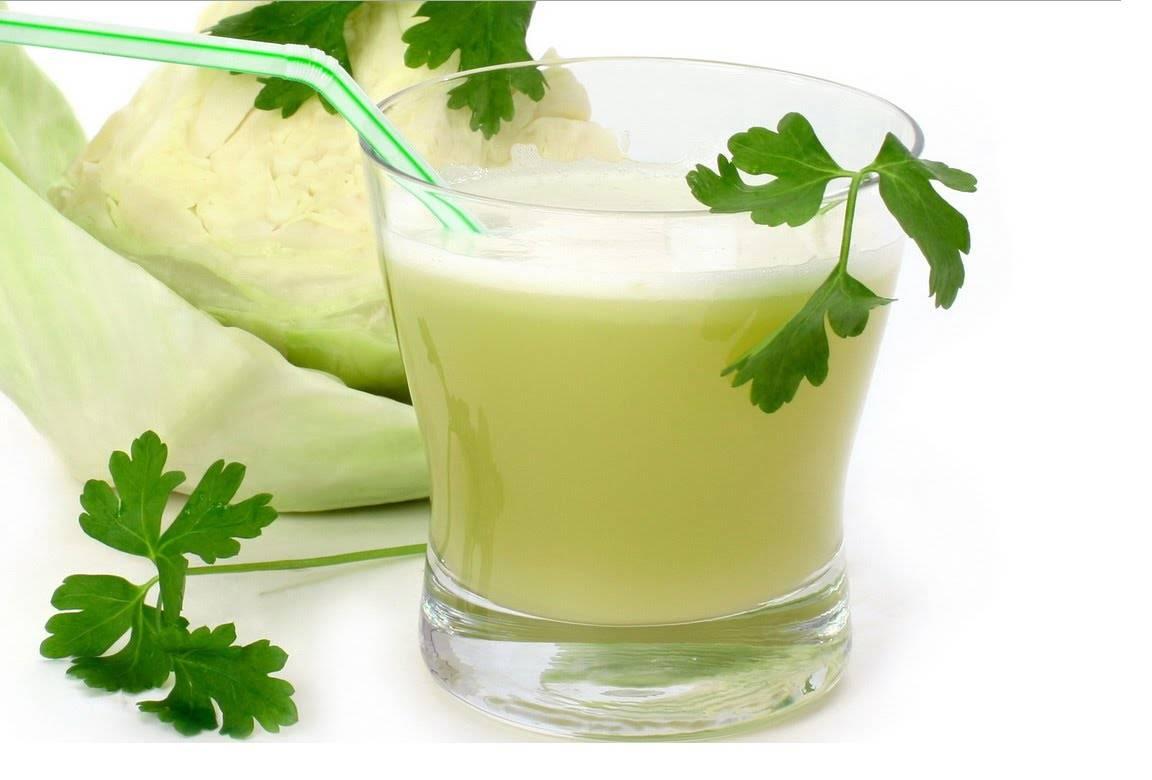 Лечебные свойства капустного листа
