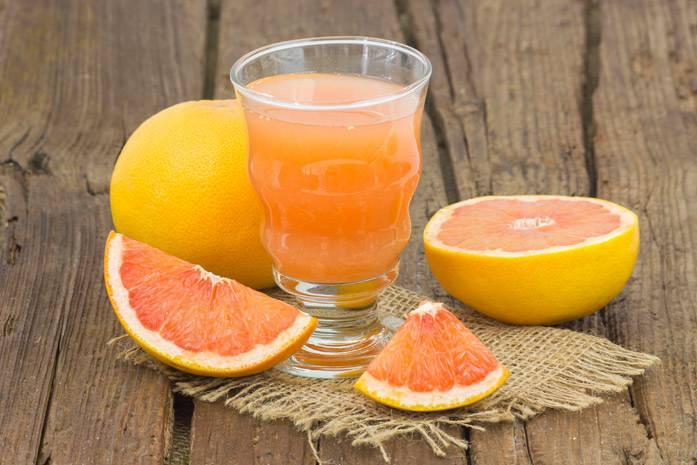 Грейпфрут, сок грейпфрута и грейпфрут свити: польза и вред для организма