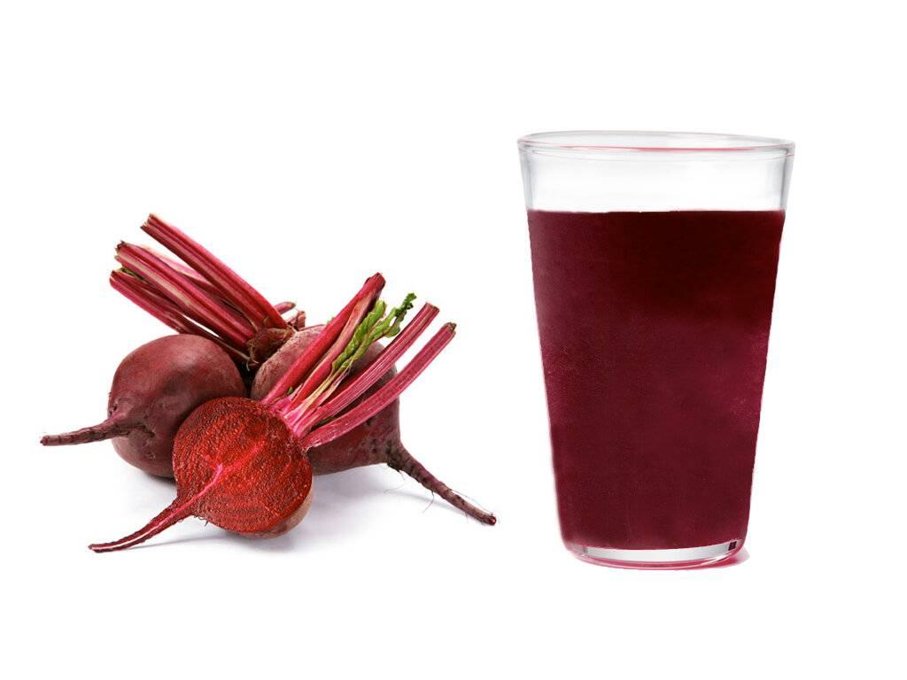 Польза и вред свекольного сока для организма