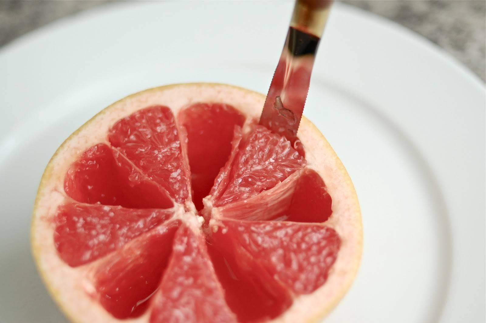 Раскрываем секреты, как едят грейпфрут для похудения