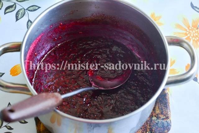 Готовим лучшее на свете варенье из красной смородины